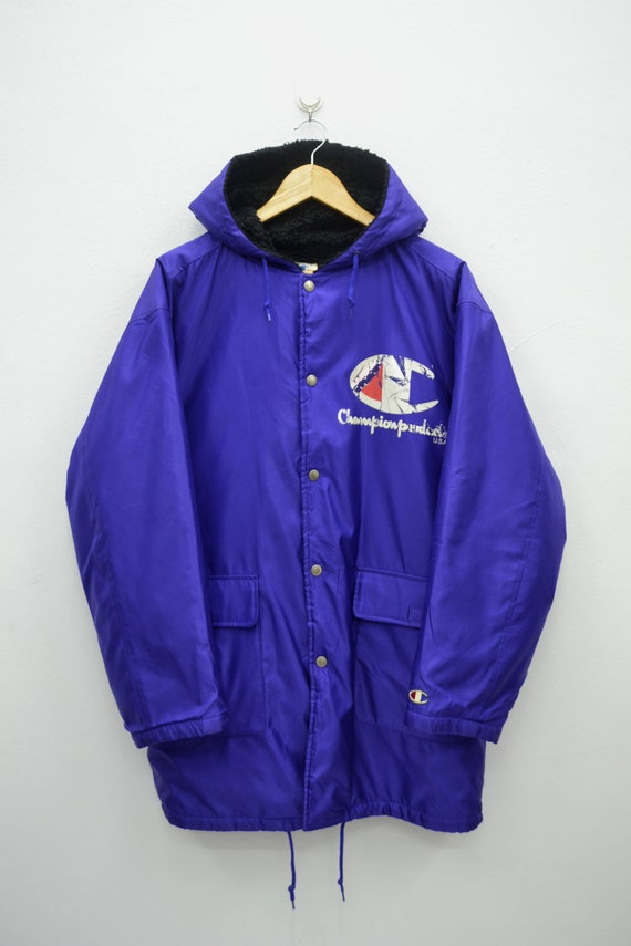 Champion Jacket Vintage Champion Windbreaker Vinta