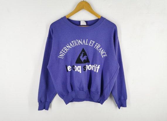 Le Coq Sportif Sweatshirt Vintage Le Coq Sportif P
