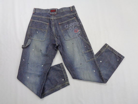 Vans Jeans Distressed Vintage Size 30 Vans Denim P