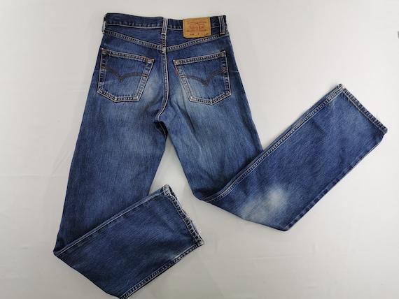 Levis 508 Jeans Distressed Size 30 Levis Denim Lev