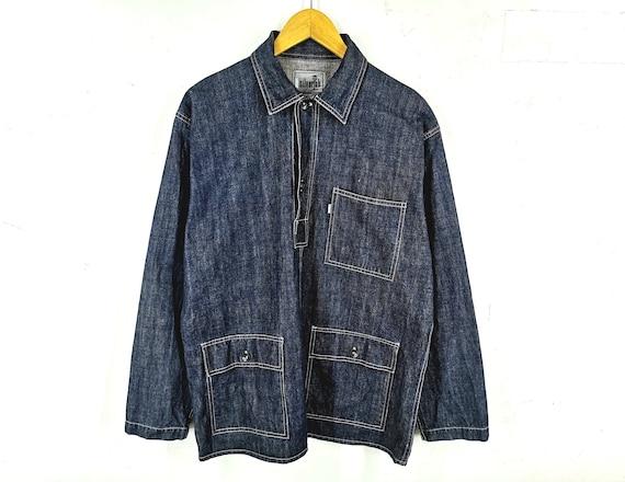 Levis Jacket Vintage Levis Silvertab Denim Jacket