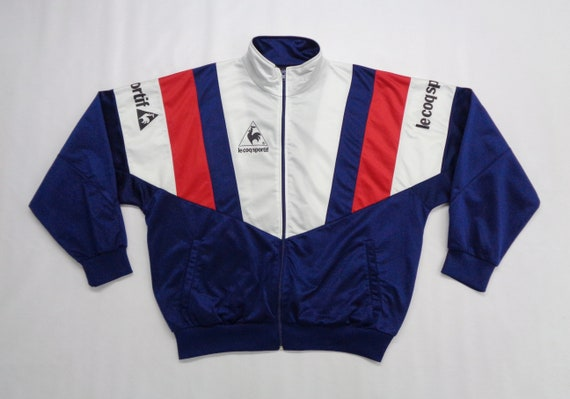 Le Coq Sportif Jacket Vintage Le Coq Sportif Track