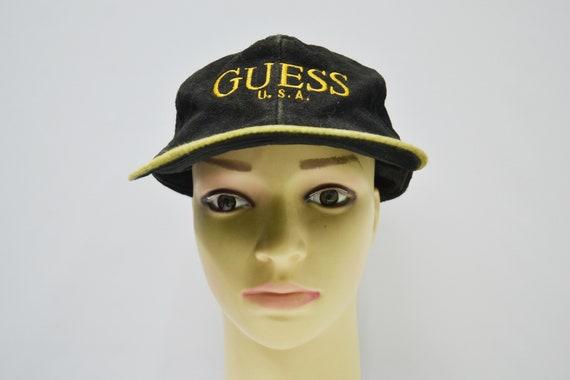 Guess Cap Vintage Guess Hat Vintage 90s Guess U.S.