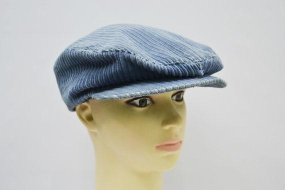 685f9673837 ... hot nike hat nike flat hat vintage 90s nike corduroy flat cap etsy  2bb86 b0c64