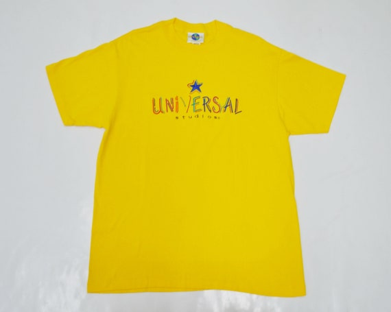 Universal Studios Shirt Vintage Universal Studios