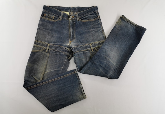 Final Home Jeans Distressed Vintage Final Home Pan