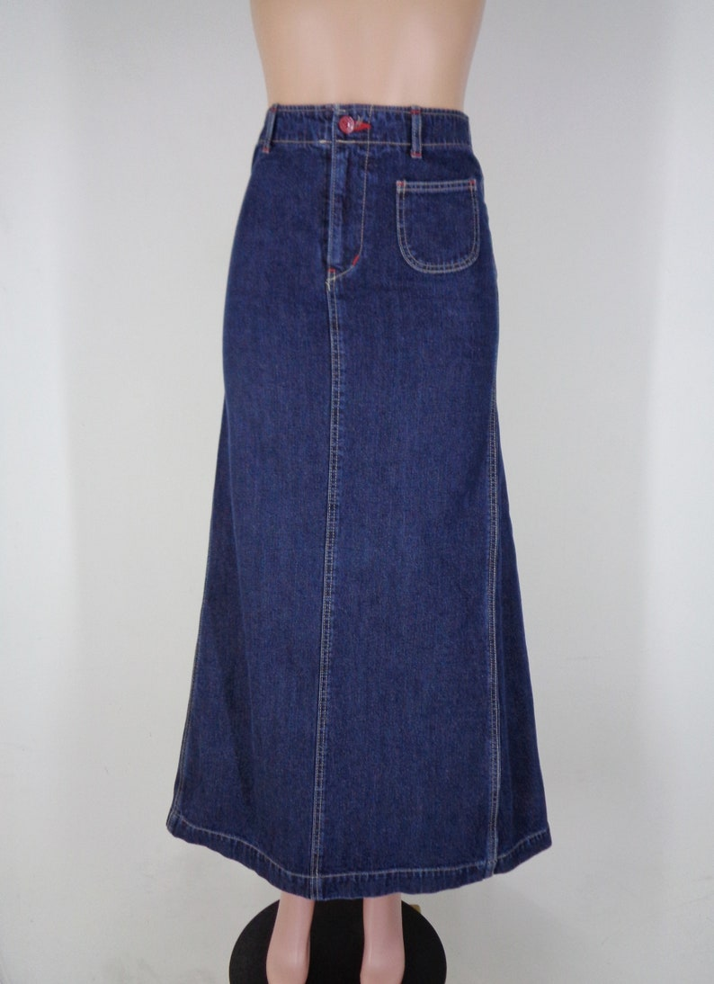 Hysteric Glamour Skirt Size M Hysteric Glamour Japan Jeans Women Skirt Vintage Hysteric Glamour Denim Skirt Hysteric Glamour Vintage Skirt
