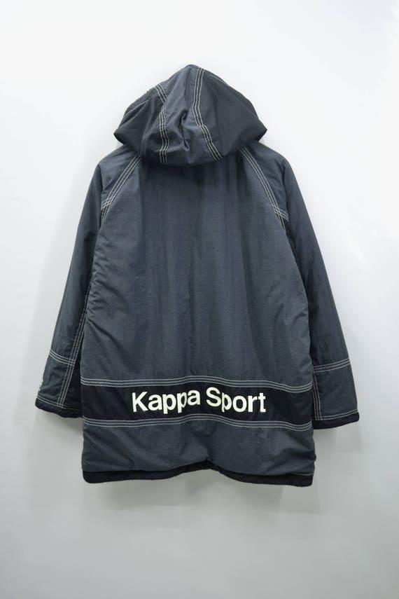 Kappa Jacket Vintage Kappa Windbreaker Vintage 90… - image 4