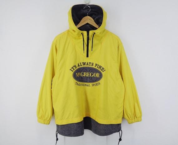 McGregor Jacket Vintage McGregor Pullover 90s McGr