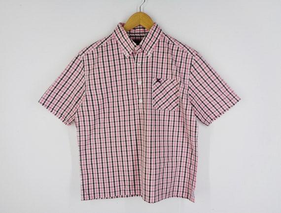 Burberry Shirt Vintage Burberry Button Shirt Vinta