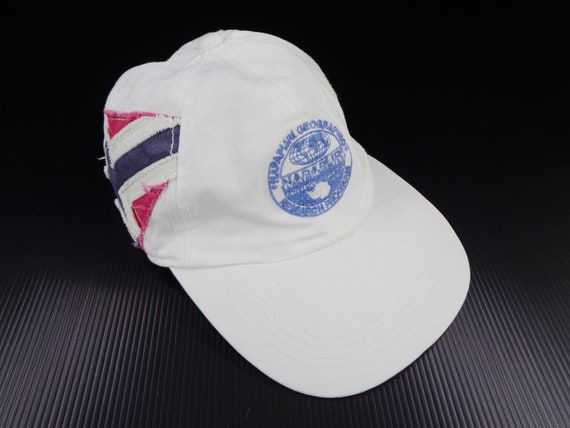Napapijri Cap Vintage Napapijri Hat Vintage Napapi