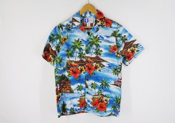 RJC Shirt Vintage RJC Hawaii Shirt Vintage RJC Mad