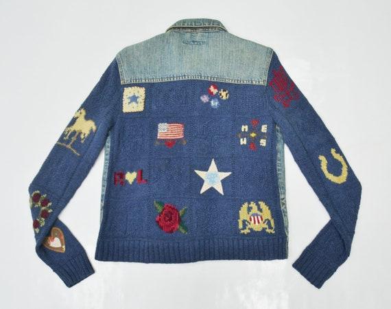Ralph Lauren Jacket Vintage Ralph Lauren Denim Jac