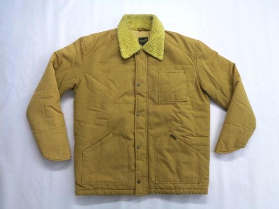Wrangler Jacket Vintage Wrangler Sherpa Jacket Vin