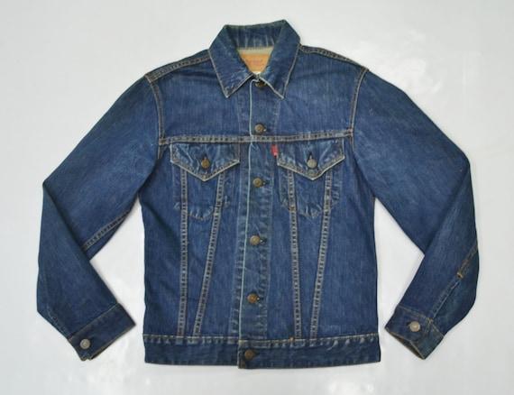 Size Trucker USA in Levis 34 Jacket Levis Levi's Levis Made Jacket R Jacket Jacket Vintage Single Vintage 70's Denim ICxqAH6xw