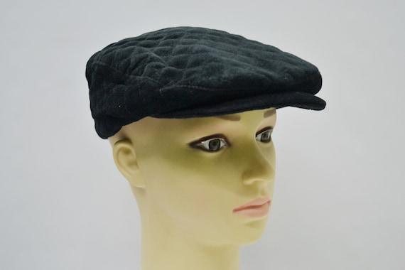 New York Hat Vintage New York Flat Hat Vintage New