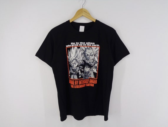 Dragon Ball Shirt Vintage Dragon Ball T Shirt 90s