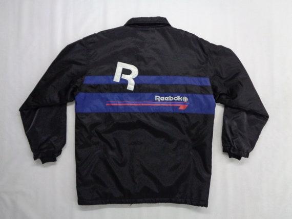 Reebok Jacket Vintage Reebok Windbreaker Vintage R
