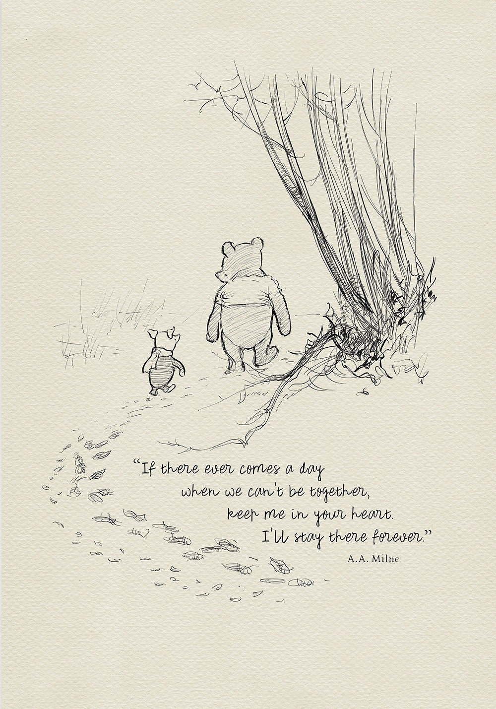 It's just a graphic of Handy Printable Winnie the Pooh Quotes