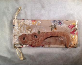 B0026- Wooden Comb