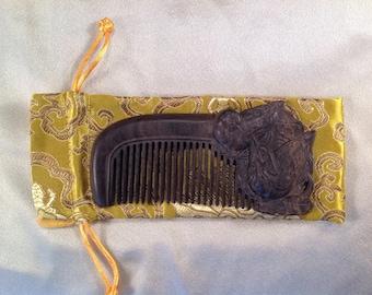 B0018- Wooden Comb