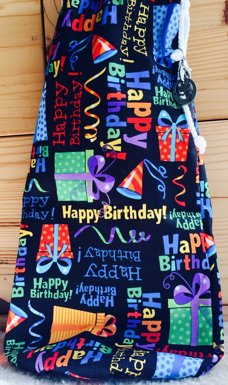 UN Happy Birthday Gift Bag