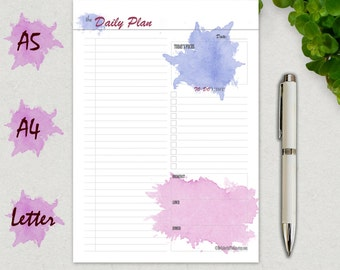 weekly schedule printable 2017 weekly planner page weekly etsy