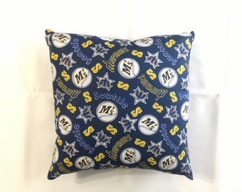Mariners Pillow Etsy