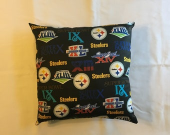 c5cf2d9be88 NFL PITTSBURGH STEELERS Football Throw pillow