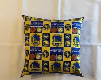 26845b3f4 NBA GOLDEN State WARRIORS Basketball Champions Throw pillow