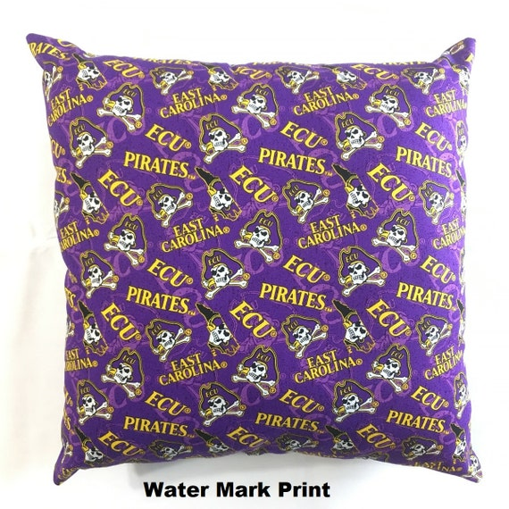 College Covers NCAA Unisex NCAA Licensed Throw Pillow or Decorative Pillow