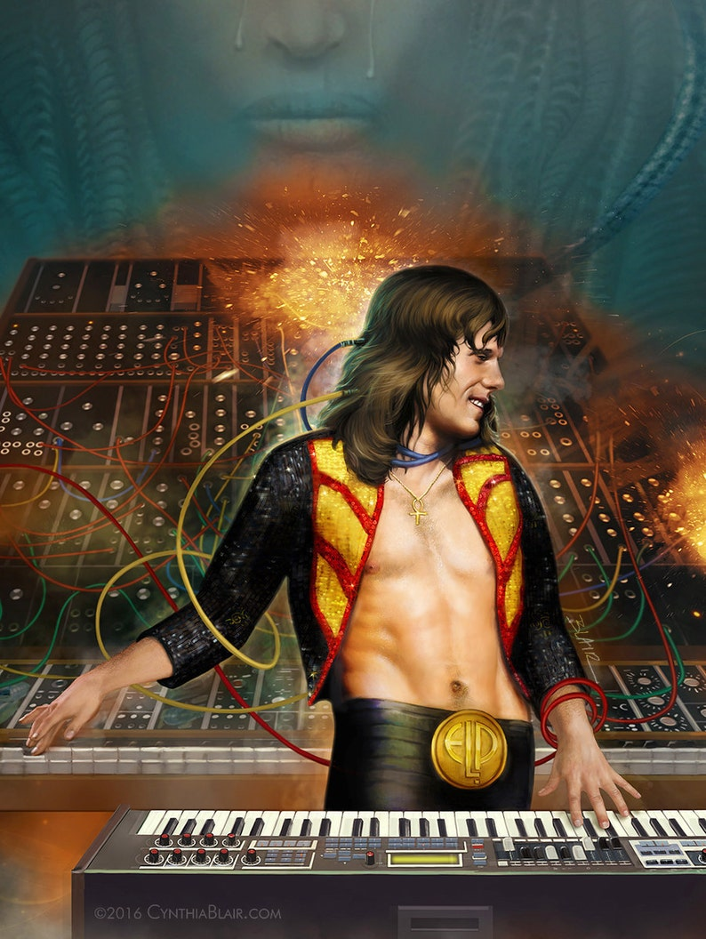 Keith Emerson Tribute image 0