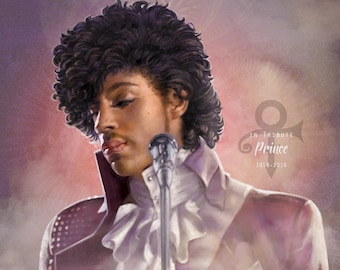 Prince Purple Rain Tribute