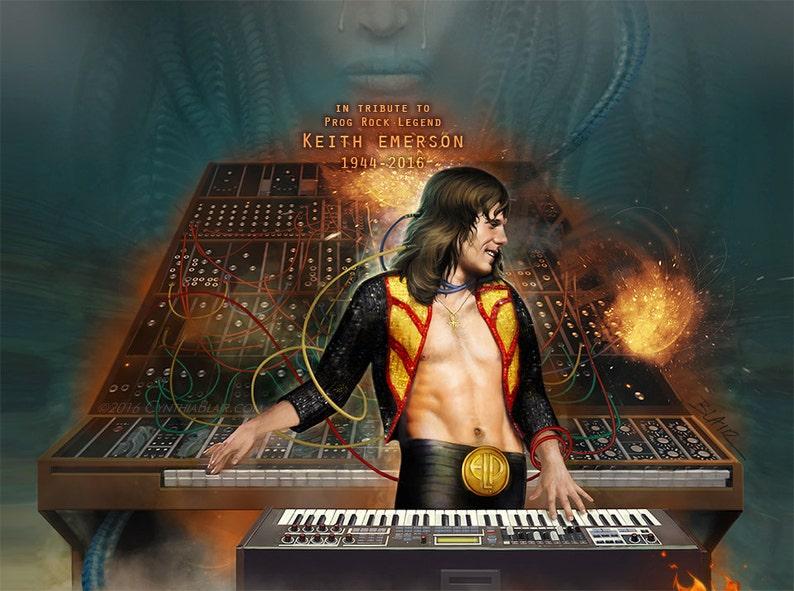 Keith Emerson Tribute v2 image 0