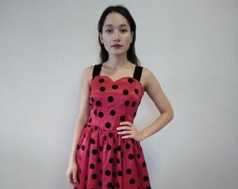 VintagePolka Dot Dress
