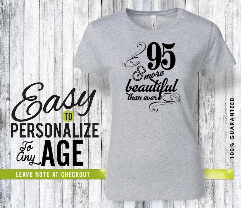 fcbbc2eb18e1 95th birthday 95th birthday gifts for men 95th birthday | Etsy