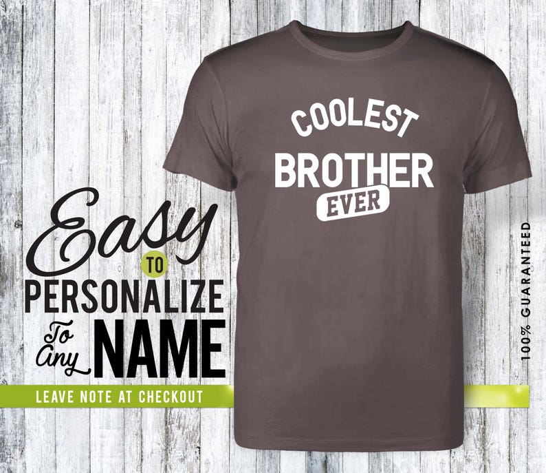 hero shirt brother shirt birthday brother Brother gift family shirt personalized gift pregnancy announcement birthday gift family