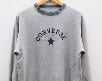e0a998385ec06 Converse sweater   Etsy
