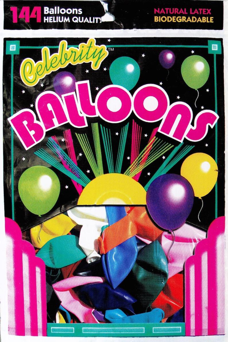 144 pc bag Pastel Orange 9 Inch Latex Balloons