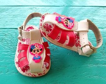 7a11ffe986f4d Baby handmade Mexican Huaraches 6-9 Months