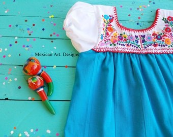 84954f99016f Mexican baby dress