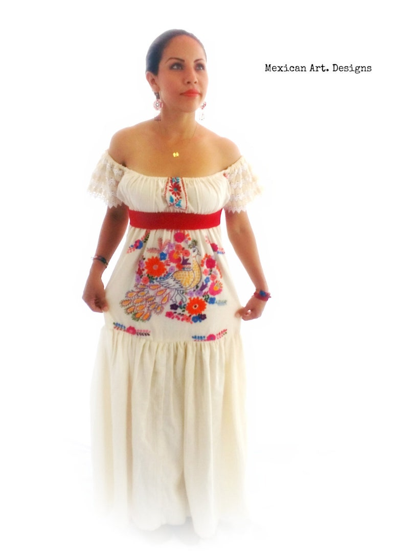 Image 0: Mexican Wedding Dresses Ivory At Websimilar.org