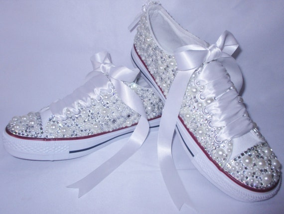 Wedding Trainers Bridal Shoes Hen party