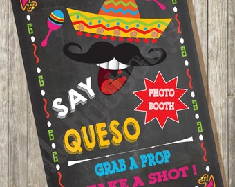 Say queso | Etsy
