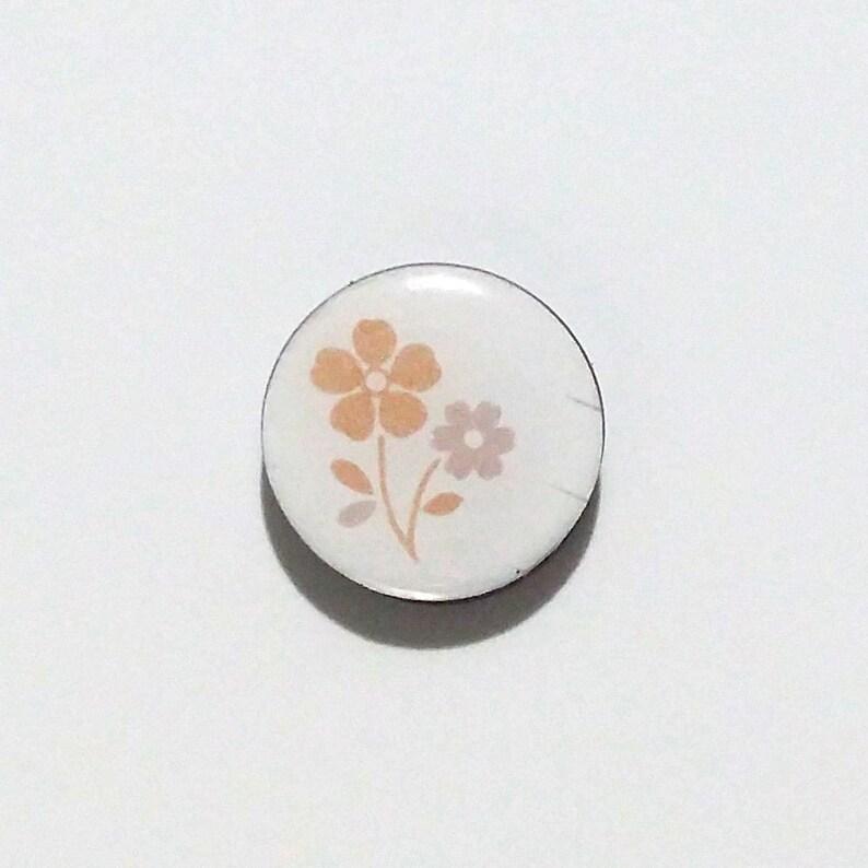 Flower Refrigerator magnet / Flower Fridge Magnet / Strong image 0