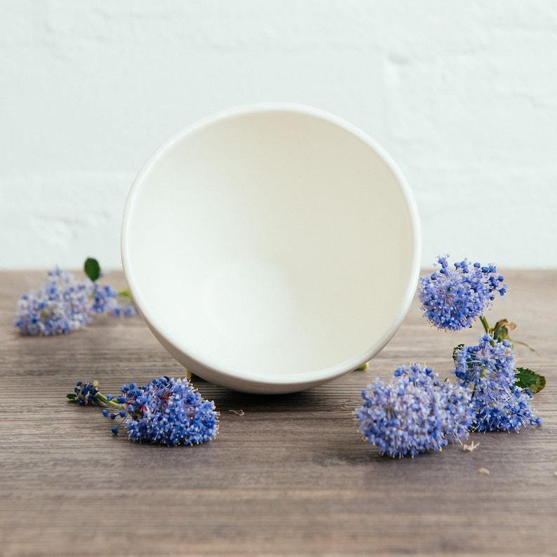 Handmade Ceramic Bowl   Planter  Candle holder  image 0