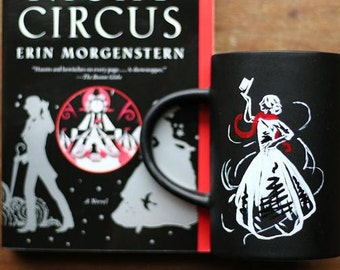 The Night Circus Inspired Mug