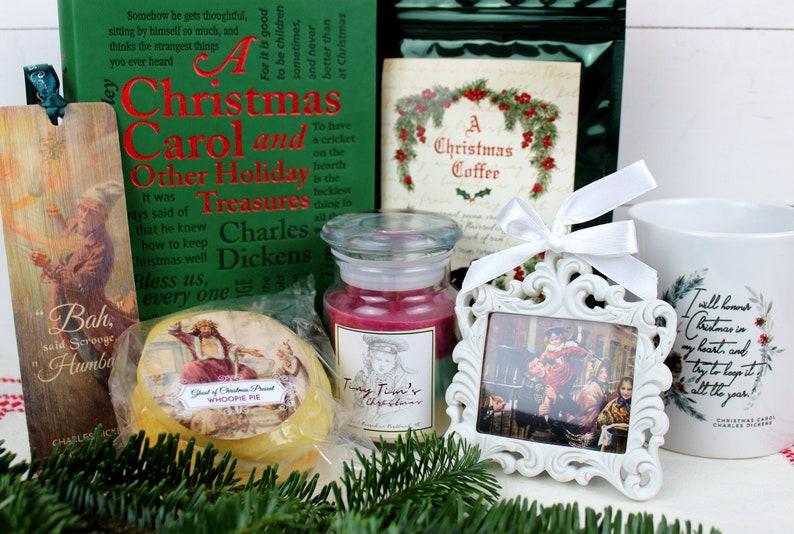 A Christmas Carol Book Box image 0