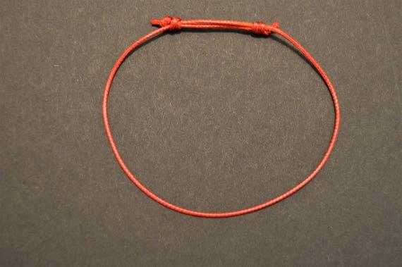 Fil rouge Bracelet de la Kabbale la Kabbale Bracelet   Etsy 0732b83b90b7