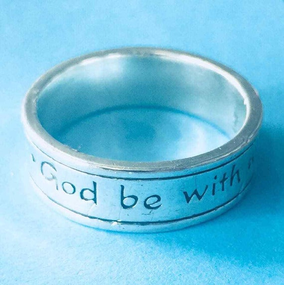 James Avery Sterling Silver 925 God Be With Us Together And Etsy